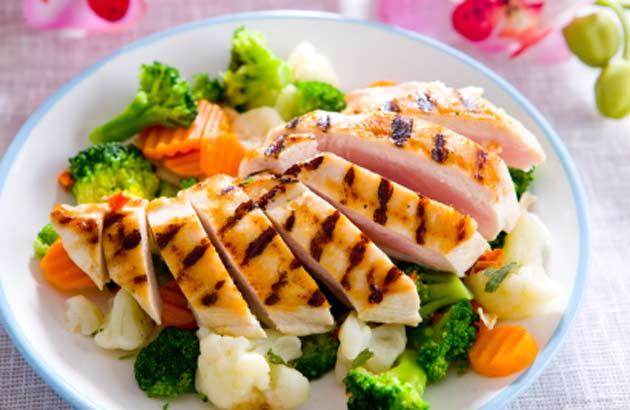 Quick healthy meals gluten free
